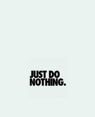 Bolsa de Tela de Algodón Just Do Nothing por Freeyourshirt.com