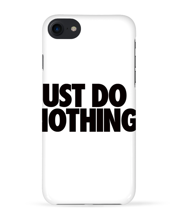 Carcasa Iphone 7 Just Do Nothing de Freeyourshirt.com