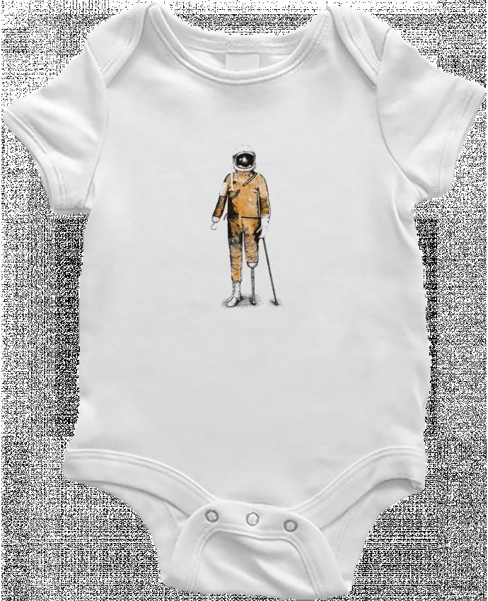 Body Bebé Astropirate por Florent Bodart