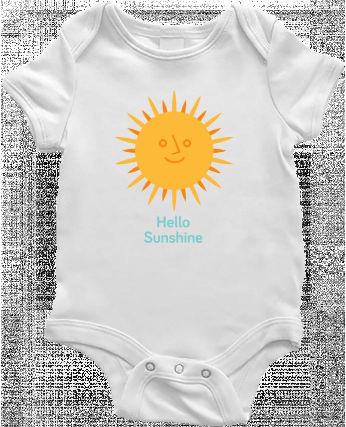 Body Bebé HelloSunshine por chriswharton