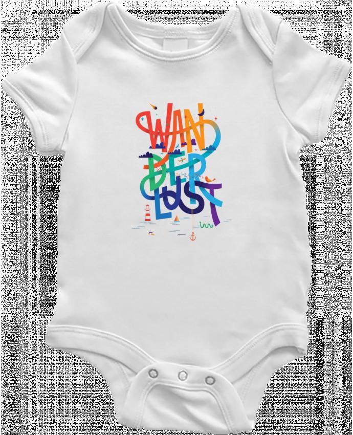 Body Bebé WanderLust por chriswharton