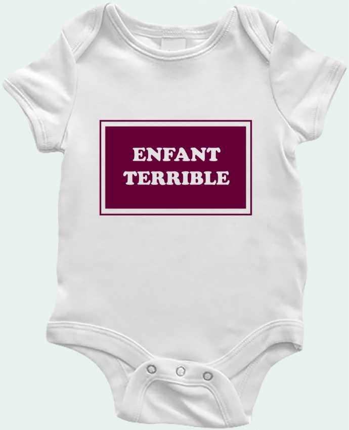 Body Bebé Enfant terrible por tunetoo