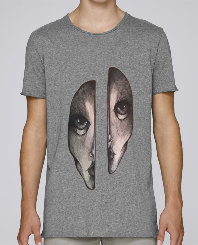 Camiseta Hombre Tallas Grandes Stanly Skates Headache por OhHelloGuys!