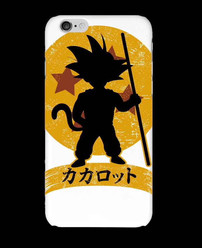 Carcasa  Iphone 6 Kakarrot Crest por Kempo24