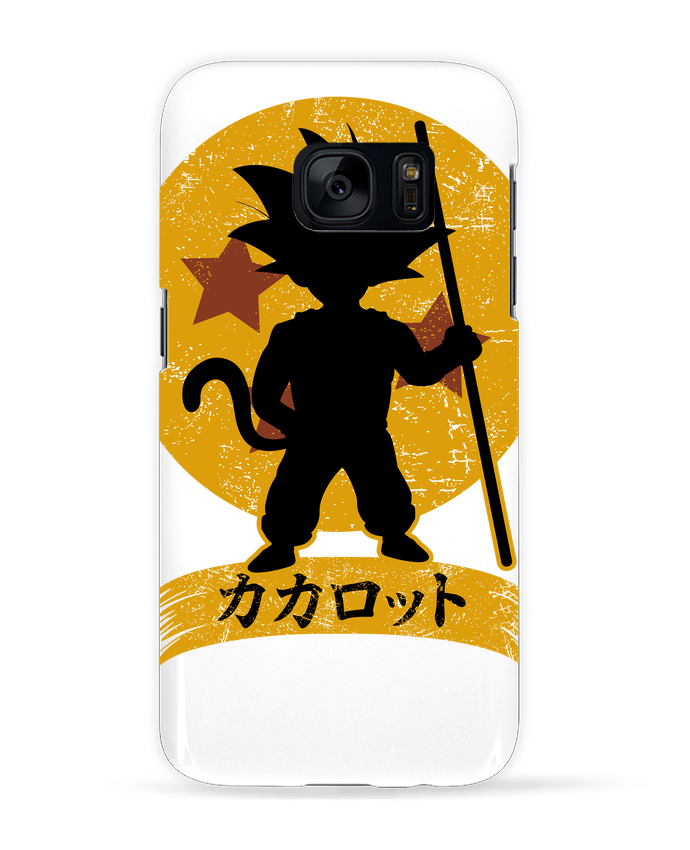 Carcasa Samsung Galaxy S7 Kakarrot Crest por Kempo24
