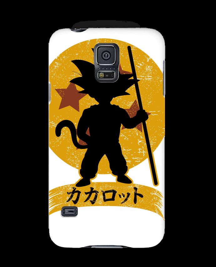 Carcasa Samsung Galaxy S5 Kakarrot Crest por Kempo24