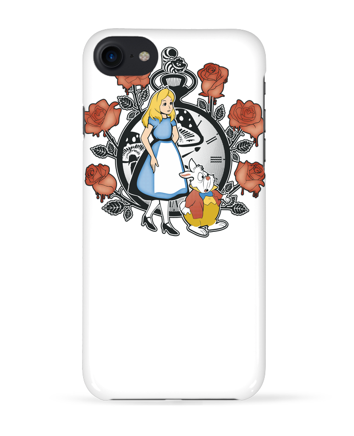 Carcasa Iphone 7 Time for Wonderland de Kempo24