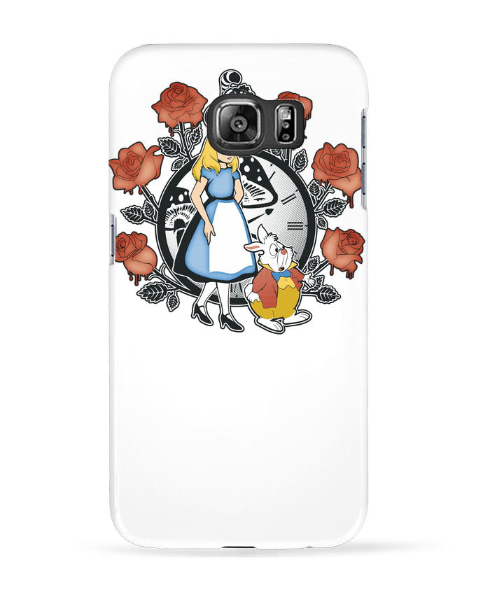 Carcasa Samsung Galaxy S6 Time for Wonderland - Kempo24