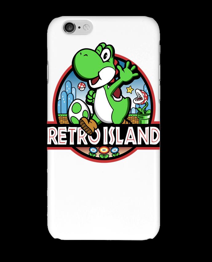 Carcasa  Iphone 6 Retro Park por Kempo24