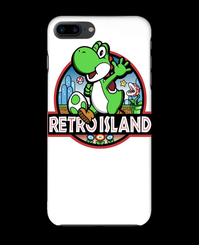 Carcasa Iphone 7+ Retro Park por Kempo24