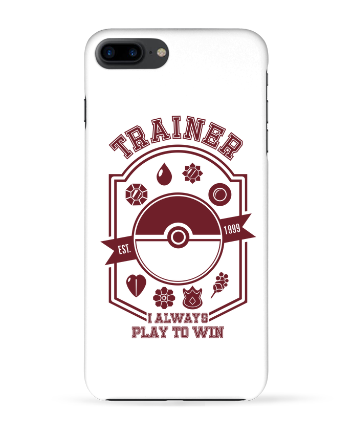 Carcasa Iphone 7+ Trainer since 1999 por Kempo24