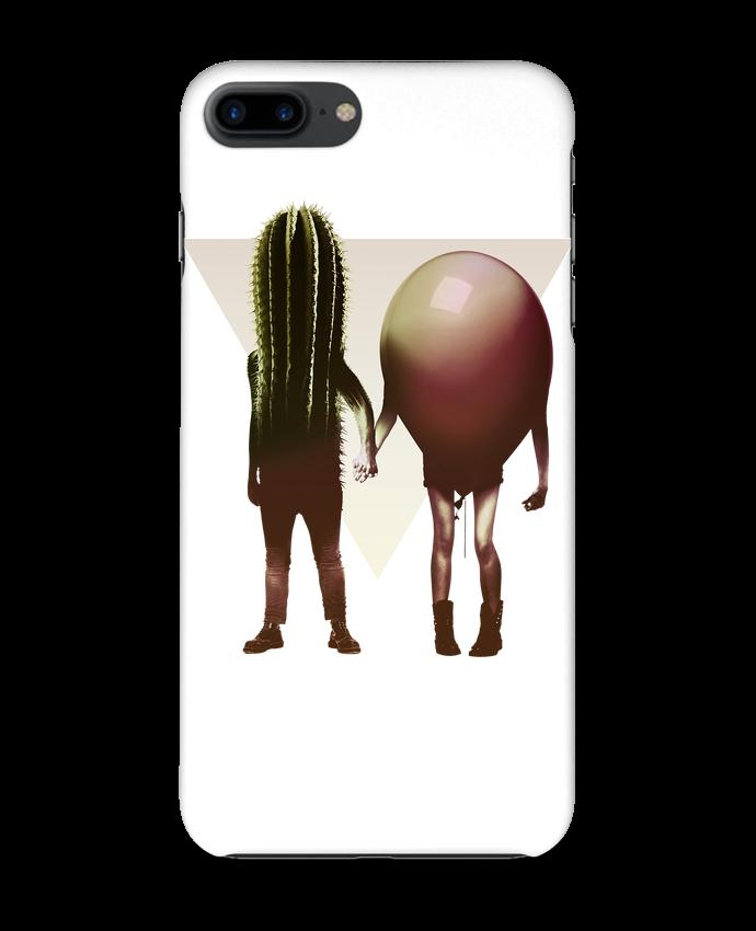 Carcasa Iphone 7+ Couple Hori por ali_gulec