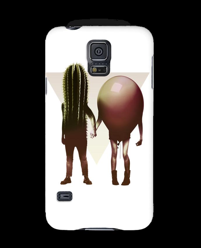 Carcasa Samsung Galaxy S5 Couple Hori por ali_gulec