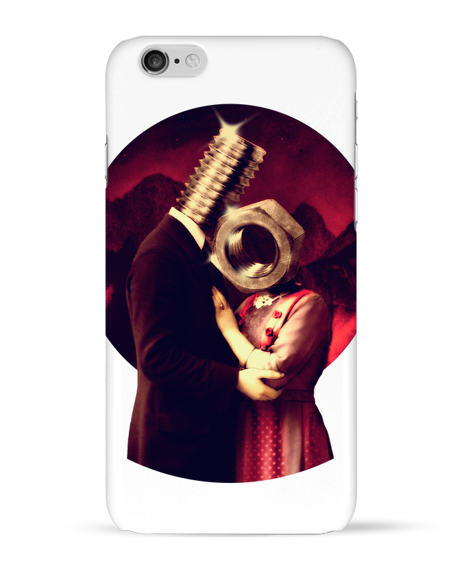 Carcasa  Iphone 6 Screw Love por ali_gulec