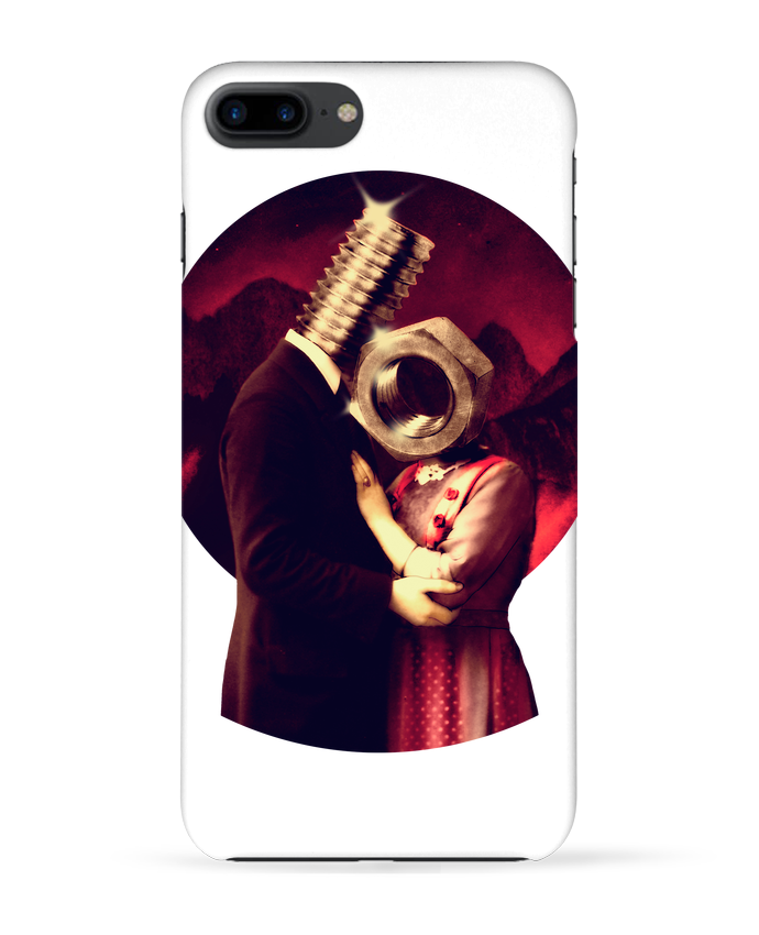 Carcasa Iphone 7+ Screw Love por ali_gulec