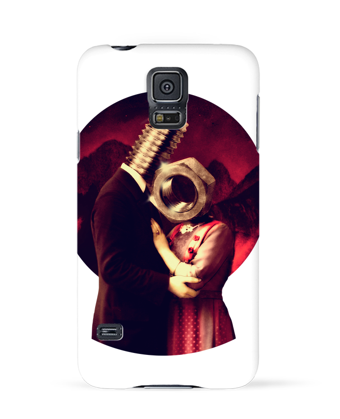 Carcasa Samsung Galaxy S5 Screw Love por ali_gulec