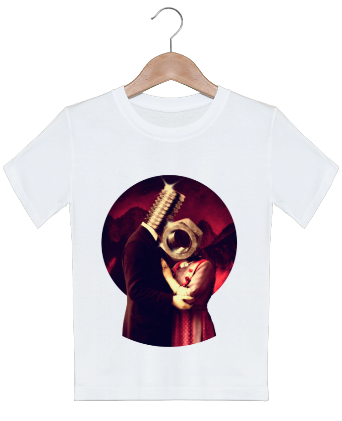 T-shirt garçon motif Screw Love ali_gulec