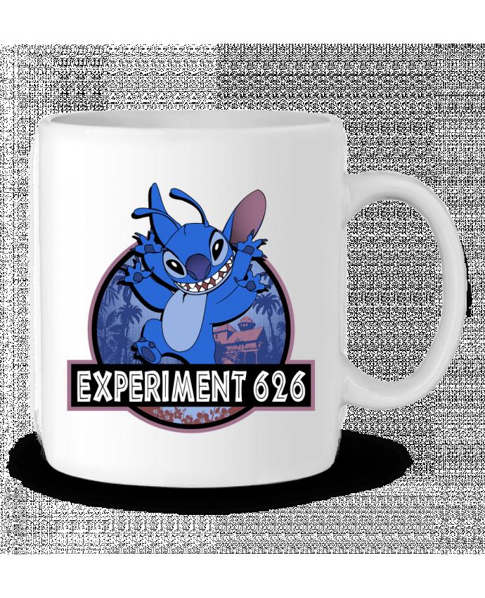Taza Cerámica Experiment 626 por Kempo24