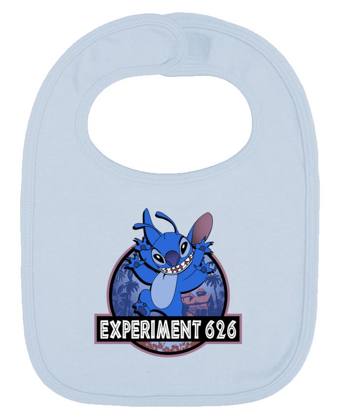 Babero Liso y Contrastado Experiment 626 por Kempo24