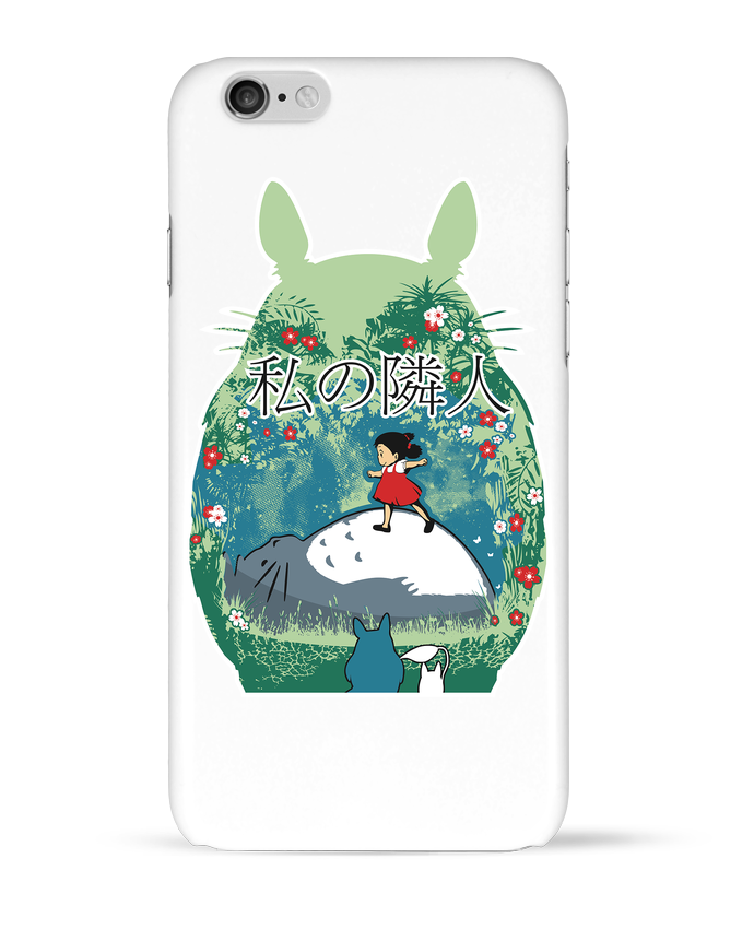 Carcasa  Iphone 6 My neighbor por Kempo24