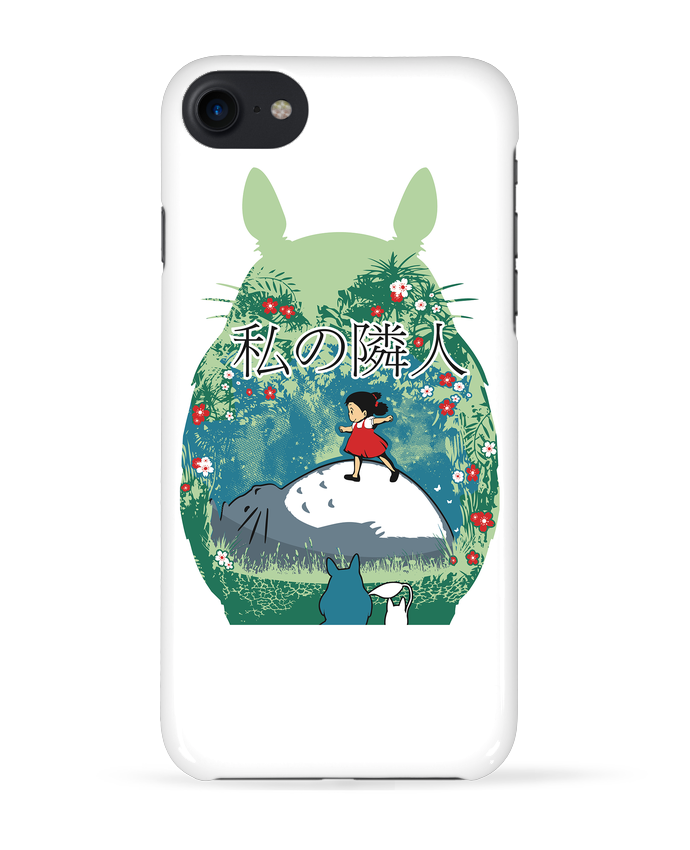 Carcasa Iphone 7 My neighbor de Kempo24