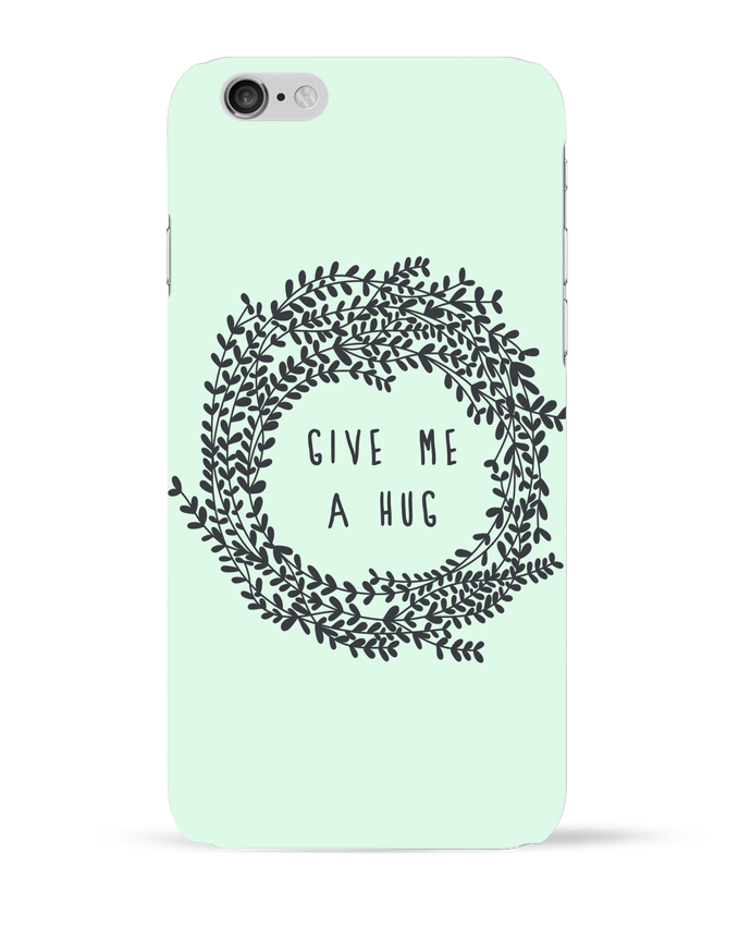 Carcasa  Iphone 6 Give me a hug por Les Caprices de Filles