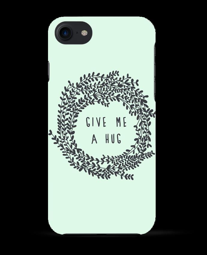 Carcasa Iphone 7 Give me a hug de Les Caprices de Filles