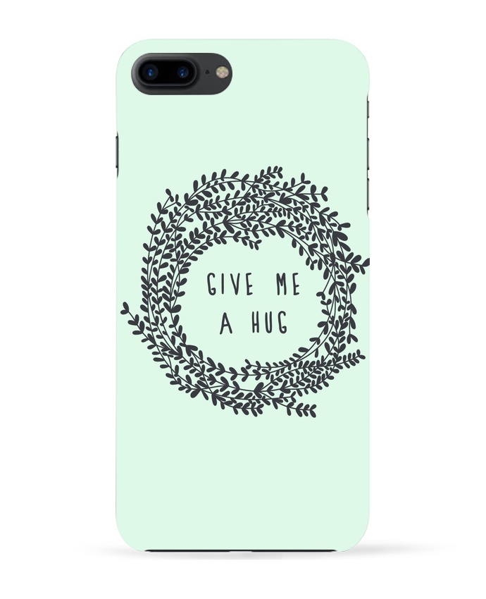 Carcasa Iphone 7+ Give me a hug por Les Caprices de Filles