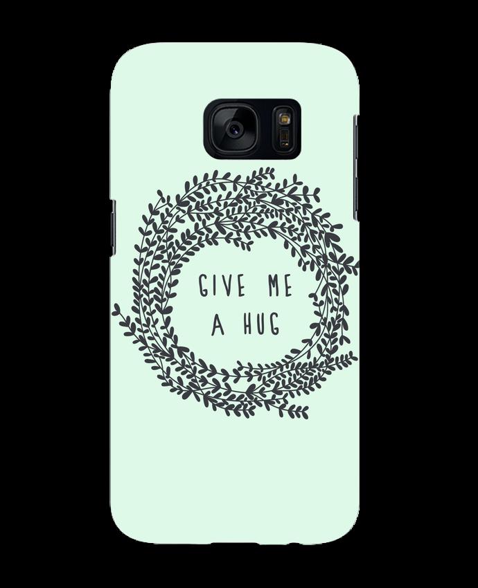 Carcasa Samsung Galaxy S7 Give me a hug por Les Caprices de Filles