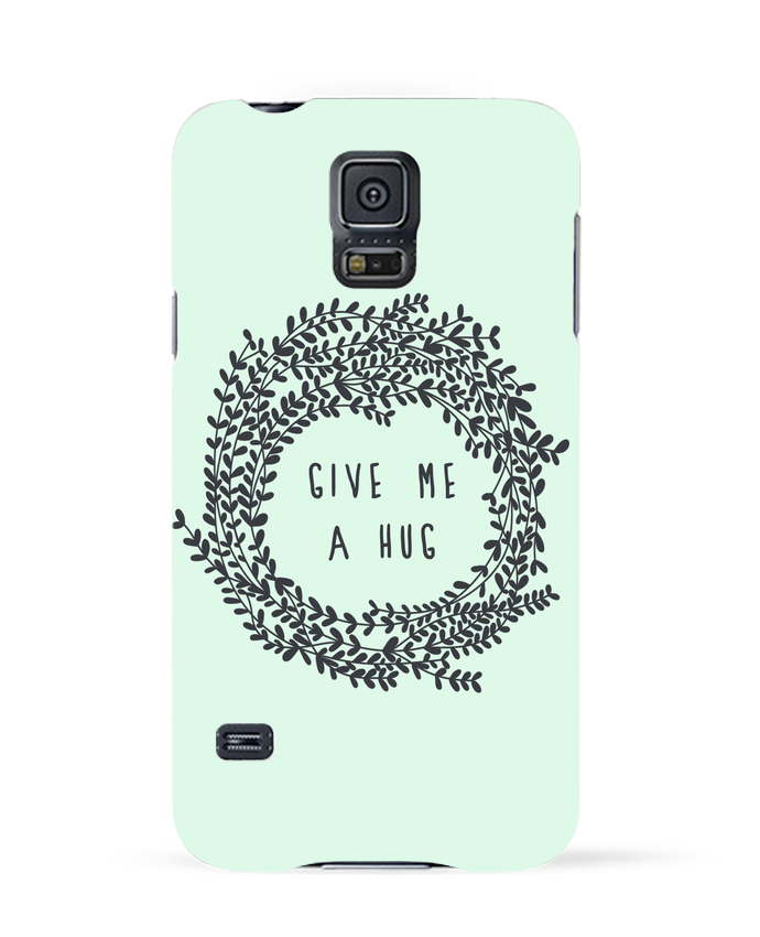 Carcasa Samsung Galaxy S5 Give me a hug por Les Caprices de Filles