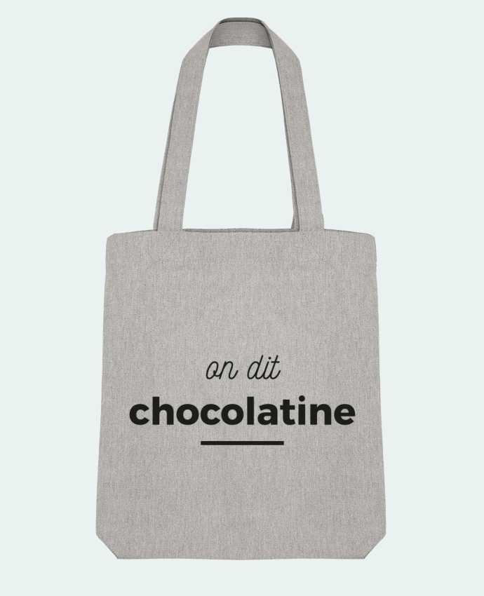 Bolsa de Tela Stanley Stella On dit chocolatine por Ruuud