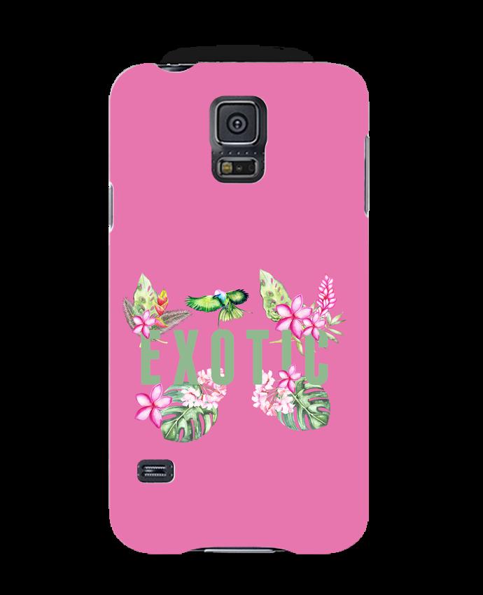 Carcasa Samsung Galaxy S5 Exotic por Les Caprices de Filles