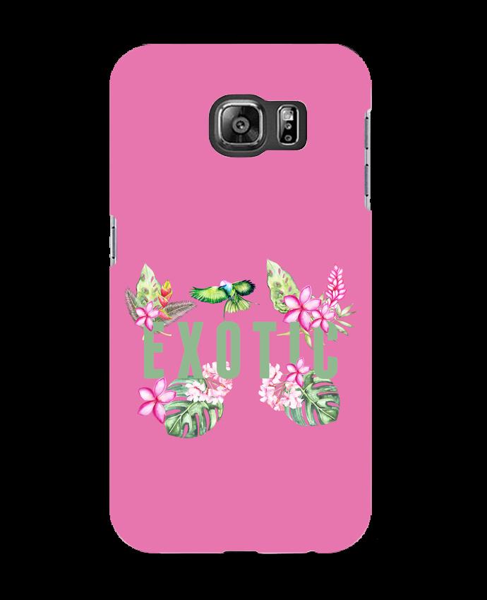 Carcasa Samsung Galaxy S6 Exotic - Les Caprices de Filles