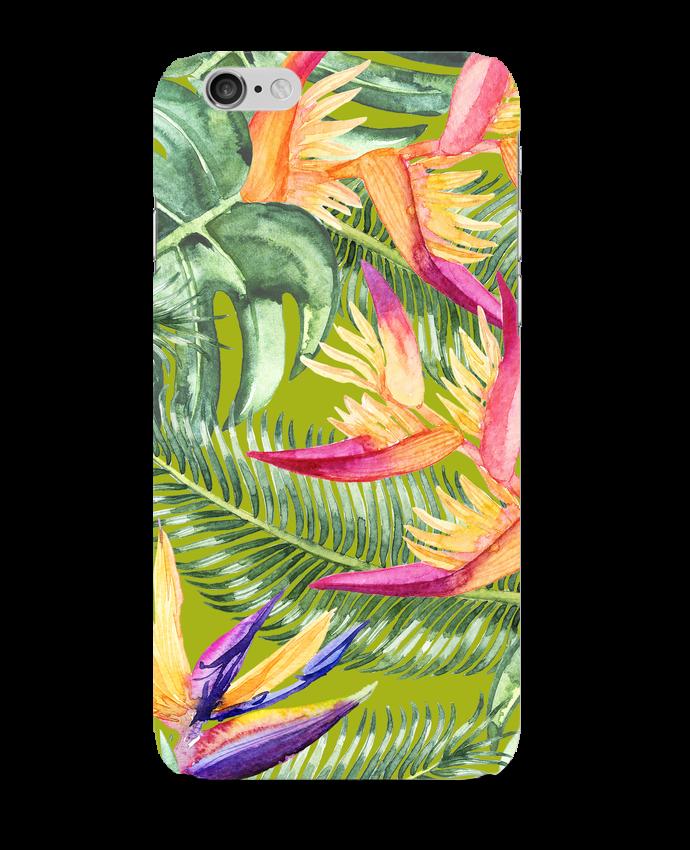 Carcasa  Iphone 6 Fleurs exotiques por Les Caprices de Filles
