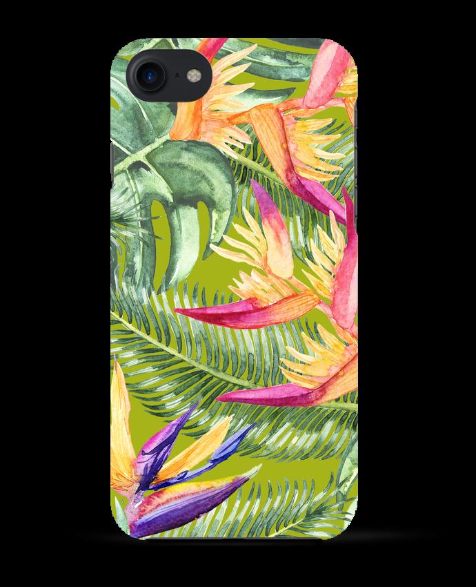 Carcasa Iphone 7 Fleurs exotiques de Les Caprices de Filles
