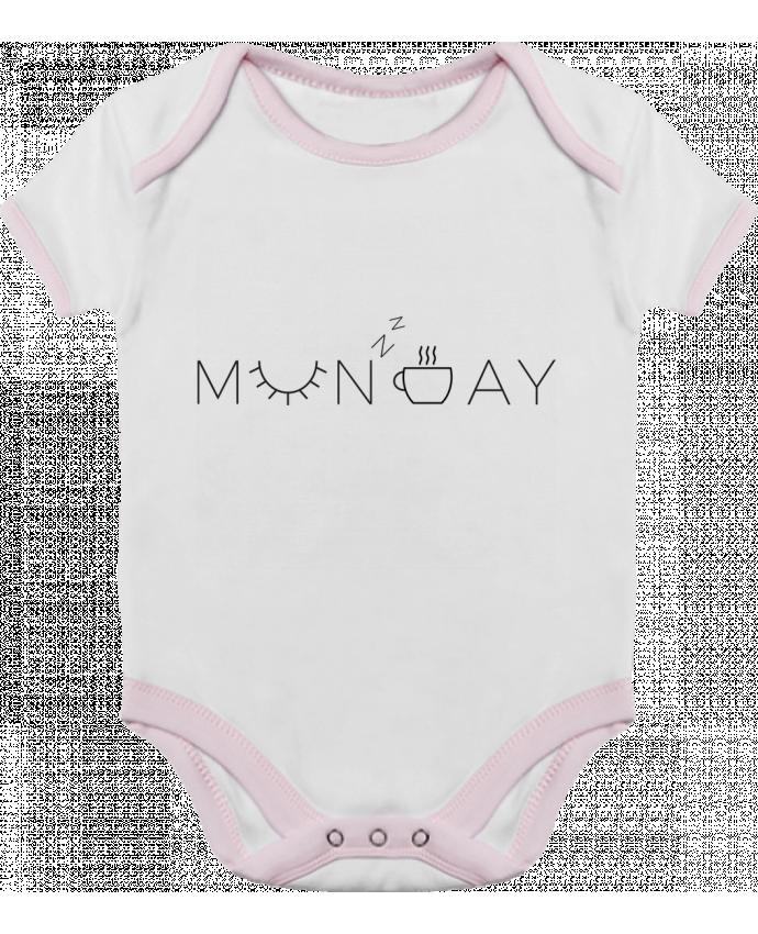 Body Bebé Contraste Monday por Ruuud