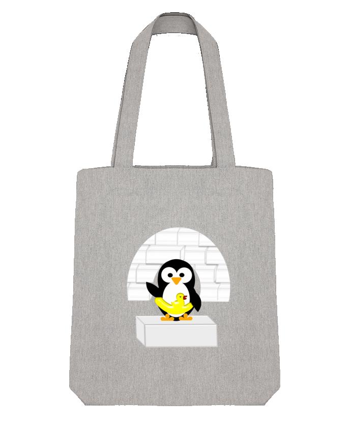 Bolsa de Tela Stanley Stella Le Pingouin por Les Caprices de Filles