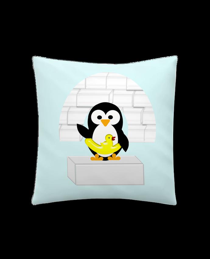 Cojín Sintético Suave 45 x 45 cm Le Pingouin por Les Caprices de Filles