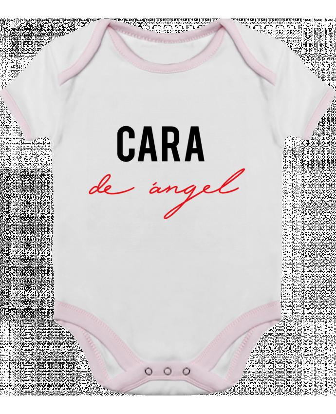 Body Bebé Contraste Cara de angel por tunetoo