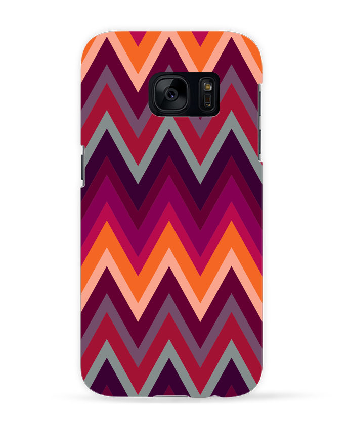 Carcasa Samsung Galaxy S7 Pérou por Les Caprices de Filles