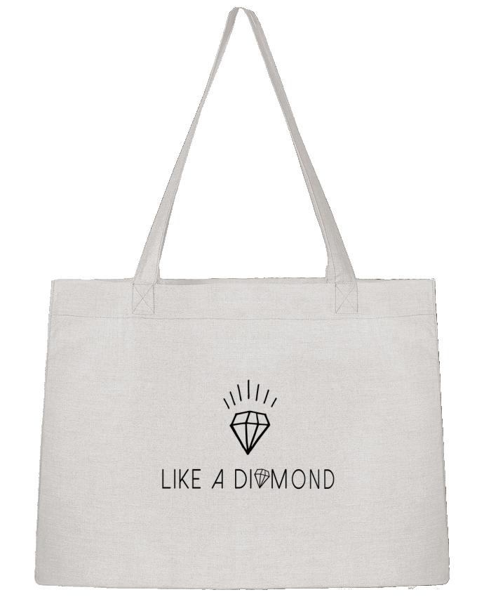 Bolsa de Tela Stanley Stella Like a diamond por Les Caprices de Filles