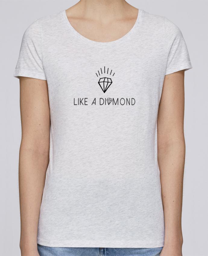 Camiseta Mujer Stellla Loves Like a diamond por Les Caprices de Filles