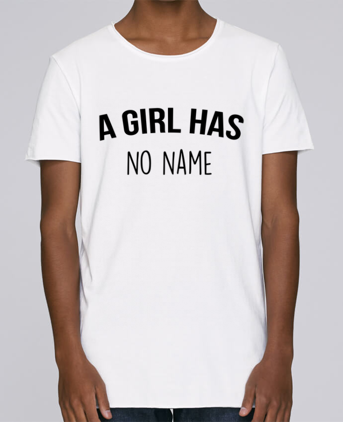 Camiseta Hombre Tallas Grandes Stanly Skates A girl has no name por Bichette