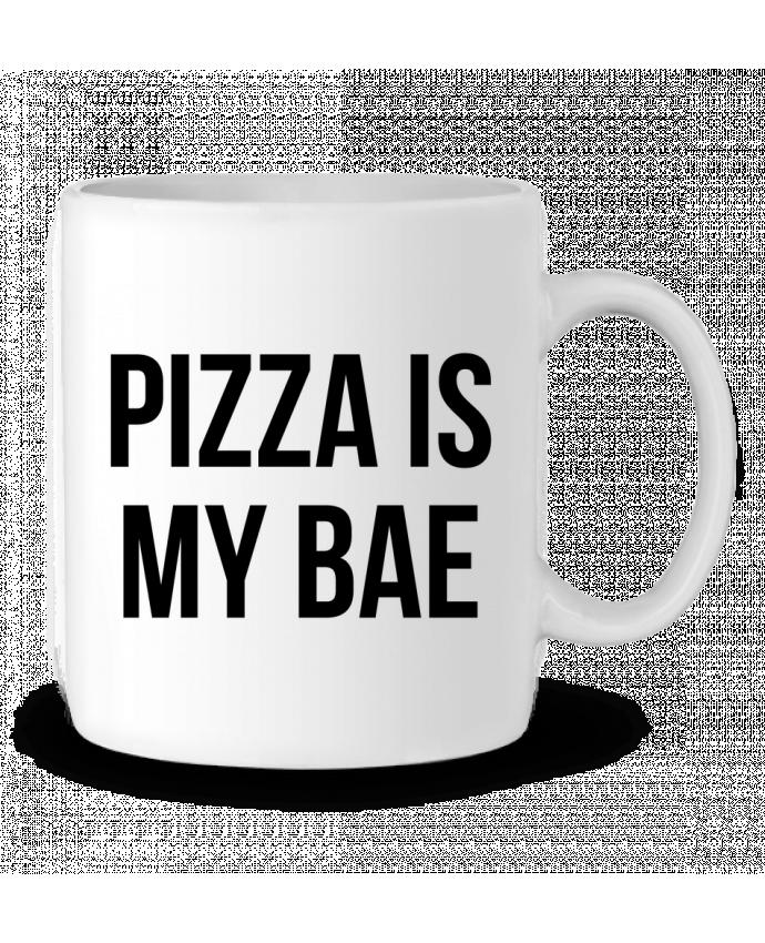 Taza Cerámica Pizza is my BAE por Bichette