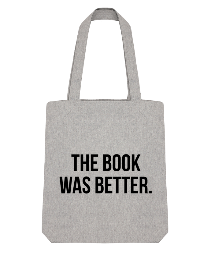 Bolsa de Tela Stanley Stella The book was better. por Bichette