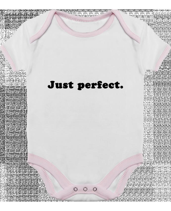 Body Bebé Contraste Just perfect por Les Caprices de Filles