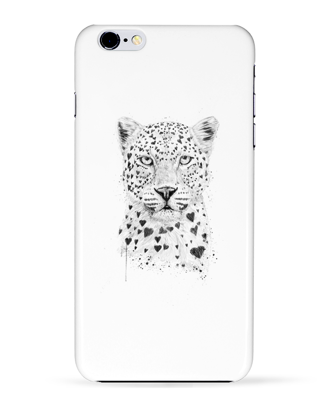 Carcasa Iphone 6+ lovely_leopord de Balàzs Solti