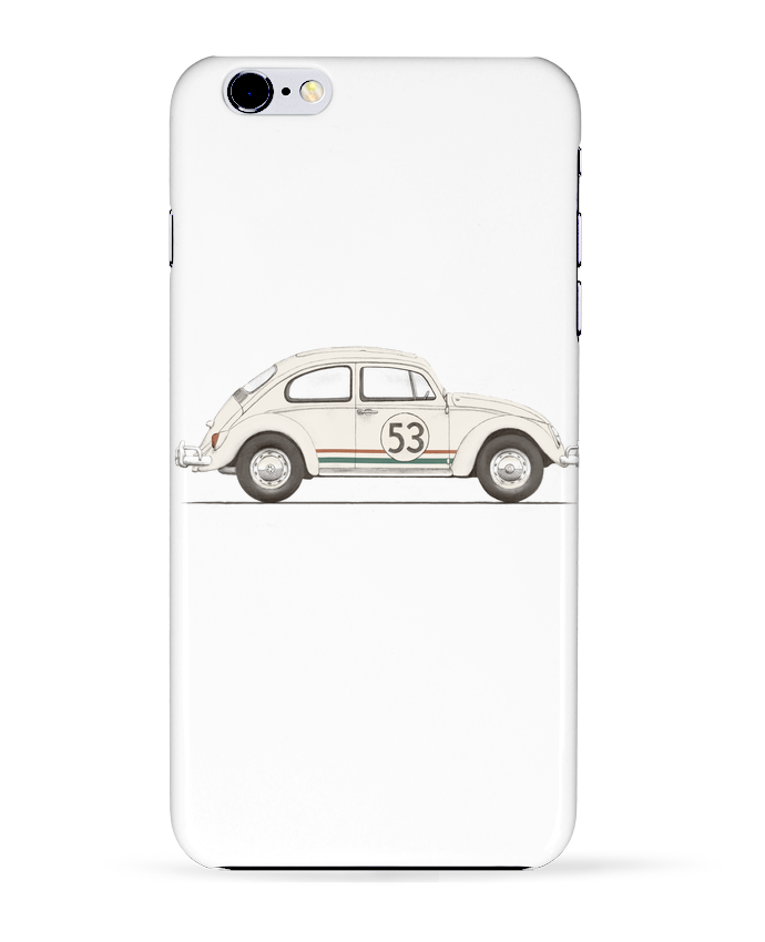 Carcasa Iphone 6+ Beetle de Florent Bodart