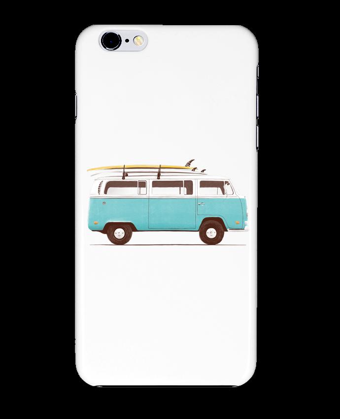 Carcasa Iphone 6+ Blue van de Florent Bodart