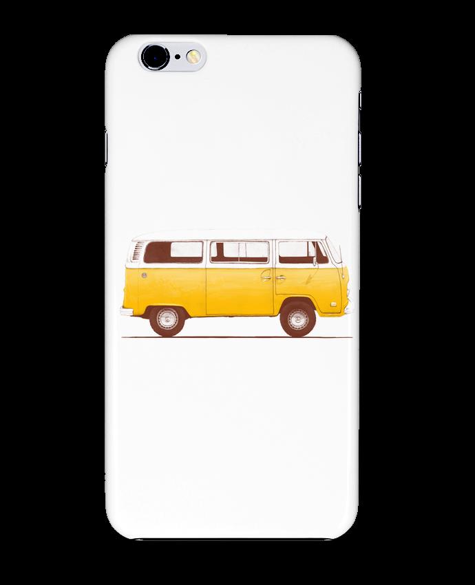 Carcasa Iphone 6+ Yellow Van de Florent Bodart